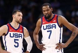 Sự khác biệt giữa bóng rổ NBA và Olympic: Điều tuyển Mỹ non trẻ phải vượt qua