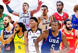 Bóng rổ tại Olympic 2021: Cơ hội tìm vé đến NBA cho các cầu thủ quốc tế