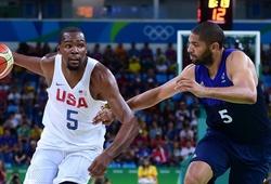 Trực tiếp Bóng rổ 5x5 và Bóng rổ 3x3 Olympic 2021 ngày 25/7: Chờ đại chiến Mỹ - Pháp
