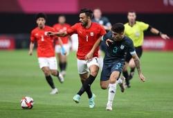 Kết quả bóng đá U23 Ai Cập vs U23 Argentina, Olympic 2021