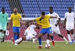 Video Highlight U23 Brazil vs U23 Bờ Biển Ngà, Olympic 2021
