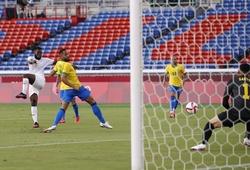 Kết quả bóng đá U23 Brazil vs U23 Bờ Biển Ngà, Olympic 2021