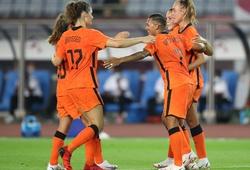 Kết quả bóng đá nữ Hà Lan vs nữ Trung Quốc, Olympic 2021