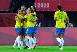 Kết quả bóng đá nữ Brazil vs nữ Zambia, Olympic 2021