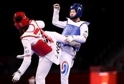 Taekwondo Olympic Tokyo: Hàn Quốc lần đầu trắng tay vàng, Nga dẫn đầu toàn đoàn