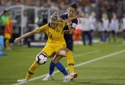 Kết quả bóng đá nữ Mỹ vs nữ Úc, Olympic 2021