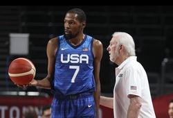 HLV Popovich đang biến tuyển Mỹ tại Olympic 2021 thành San Antonio Spurs?