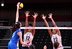 Kết quả bóng chuyền Olympic Tokyo ngày 27/7: Trung Quốc tiếp tục ôm hận