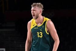 Kết quả Bóng rổ Olympic 2021: Australia độc chiếm ngôi nhất bảng B