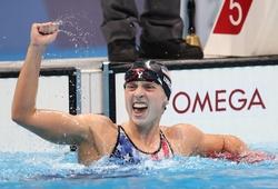 Katie Ledecky chật vật giành HCV lịch sử tại Olympic 2021