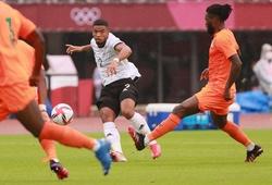 Kết quả bóng đá U23 Đức vs U23 Bờ Biển Ngà, Olympic 2021