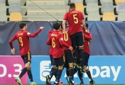 Đội hình U23 Tây Ban Nha vs U23 Argentina: Asensio đá chính