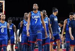 Trực tiếp bóng rổ Olympic Mỹ vs Iran: Quyết tâm giành chiến thắng