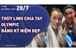 Nhật ký đoàn Thể thao Việt Nam tại Olympic Tokyo ngày 28/7