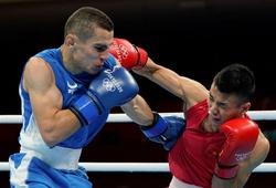 Kết quả Boxing Olympic: Nguyễn Văn Đương dừng bước tại vòng 1/8