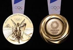 VĐV đoạt huy chương có được BTC Olympic thưởng tiền hay không?