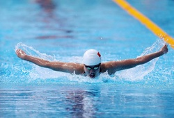 Nếu là SEA Games, Ánh Viên chỉ đứng hạng 7 nội dung 800m tự do