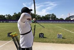 Bắn đến 4 mũi tên dưới 8 điểm, Phi Vũ sớm rời sân chơi Olympic