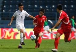 Triều Tiên rút lui, U23 Việt Nam nín thở chờ bốc thăm lại VL U23 châu Á 2022