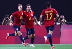Đội hình U23 Tây Ban Nha vs U23 Bờ Biển Ngà: Pedri, Olmo, Asensio đá chính