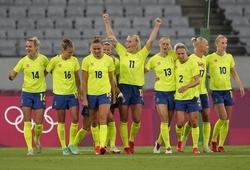 Kết quả bóng đá nữ Thụy Điển vs nữ Nhật Bản, Olympic 2021