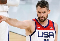 Bất ngờ: Kevin Love đã nói dối để có suất tập trung tuyển bóng rổ Mỹ?
