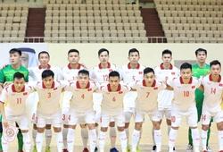 Futsal Việt Nam thăng tiến ấn tượng hơn Thái Lan