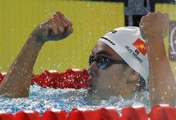 Kỳ Olympic đầu tiên đáng tiếc của Huy Hoàng nhưng đã thấy Vàng ở ASIAD