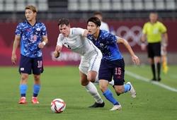Kết quả bóng đá U23 Nhật Bản vs U23 New Zealand, Olympic 2021