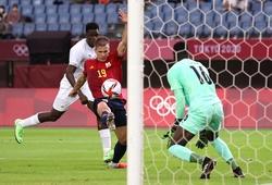 Kết quả bóng đá U23 Tây Ban Nha vs U23 Bờ Biển Ngà, Olympic 2021