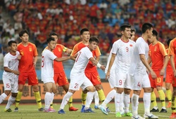 HLV Park Hang Seo: Ai nói thắng Trung Quốc thì phải chịu trách nhiệm
