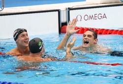 Kết quả Olympic hôm nay 1/8: Mỹ vượt Nhật Bản trên bảng tổng sắp