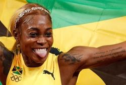 """Thompson-Herah chạy """"chưa hoàn hảo"""" dù phá kỷ lục 33 năm ở Olympic"""