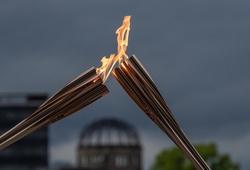Thành phố Hirosima mong muốn tưởng niệm thảm hoạ hạt nhân, Olympic từ chối!