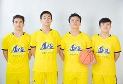 Trường phổ thông đào tạo bóng rổ chuyên sâu đầu tiên tại Hà Nội