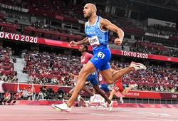 Marcell Jacobs chạy nhanh cỡ nào khi giành HCV 100m Olympic Tokyo?