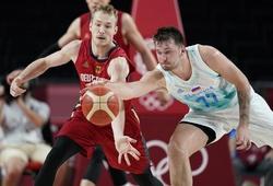 Doncic, Dragic ném cháy rổ Đức, Slovenia thẳng tiến vào Bán kết Olympic 2021