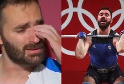 Không có huy chương Olympic, VĐV cử tạ Hy Lạp giải nghệ do thiếu tiền ăn tập