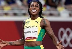 Điền kinh Olympic: Các HCV 200m và 800m nữ đều phá KLQG