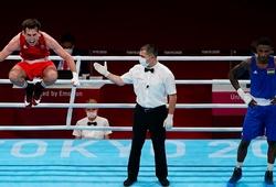 Võ sĩ Boxing mất cơ hội tranh huy chương vàng Olympic vì ăn mừng quá trớn