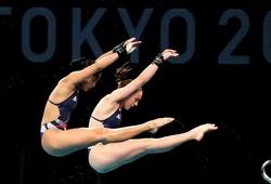 Thú vị bộ môn nhảy cầu Olympic: Vì sao hồ bơi lại được phun nước?