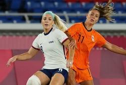 Nhận định bóng đá Nữ Mỹ vs Nữ Úc, tranh HCĐ Olympic Nữ 2021