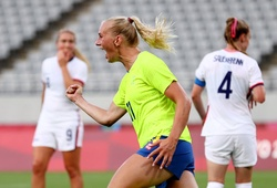 Nhận định bóng đá Nữ Thụy Điển vs Nữ Canada, chung kết Olympic 2021