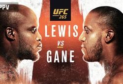 Lịch thi đấu MMA, UFC, ONE Championship 2021 mới nhất