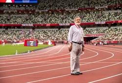 Andrea Vallauri: Người đe dọa các kỷ lục Điền kinh Olympic Tokyo