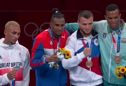 Boxing Olympic ngày 4/8: Cuba giành huy chương vàng thứ 2