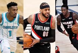 LA Lakers: Carmelo Anthony về với LeBron, bất ngờ thêm Kendrick Nunn và Malik Monk