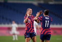 Lịch trực tiếp Olympic 2021 hôm nay 5/8: Tranh hạng ba bóng đá nữ