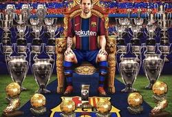 Messi CHÍNH THỨC rời Barca, không gia hạn hợp đồng