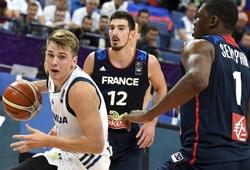 Trực tiếp Bán kết bóng rổ Olympic 2021: Pháp vs Slovenia (18h00, 5/8)